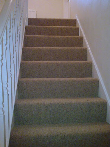 stair carpets quality fitting