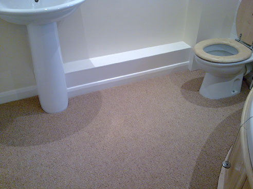 carpet for bathrooms