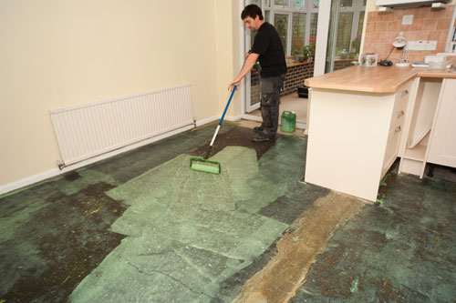floor priming