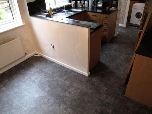 floor specialists Polyflor vinyl tiles